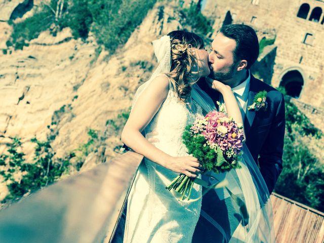 Il matrimonio di Mario e Elisa a Bagnoregio, Viterbo 17
