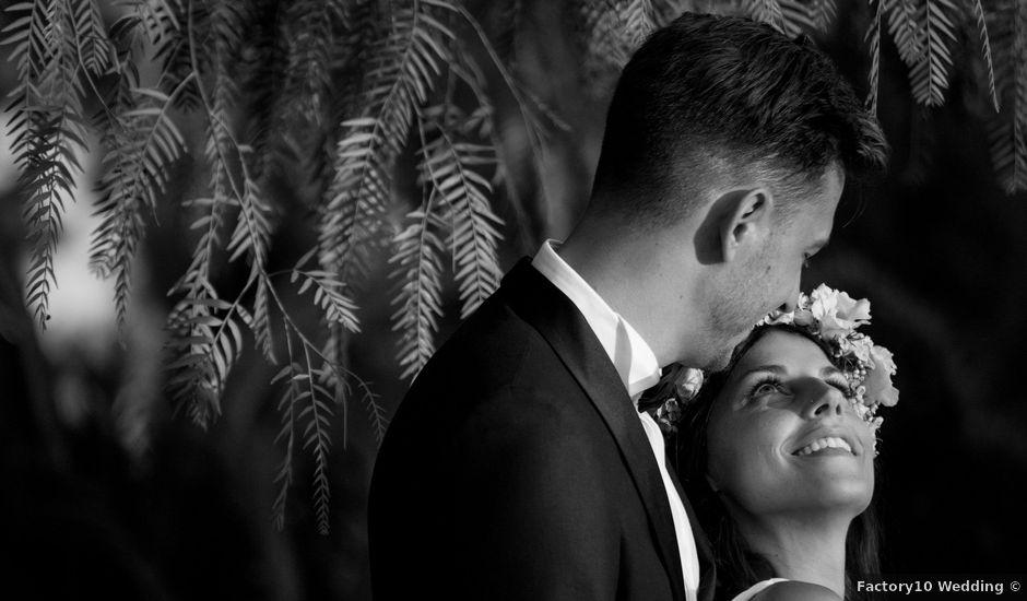 Il matrimonio di Matteo e Claudia a Latina, Latina