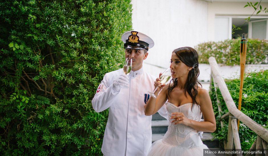 Il matrimonio di Raffaele e Maria a Pompei, Napoli