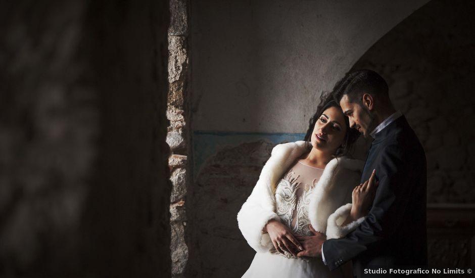 Il matrimonio di Daniele e Ilenia a Stignano, Reggio Calabria
