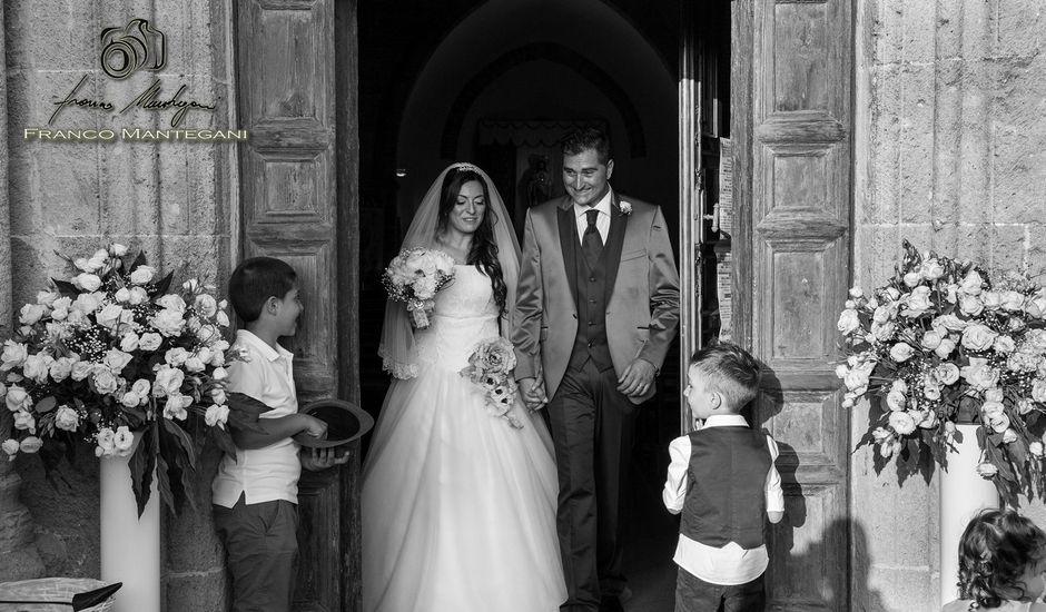 Il matrimonio di Loredana e Gianluca a Alezio, Lecce