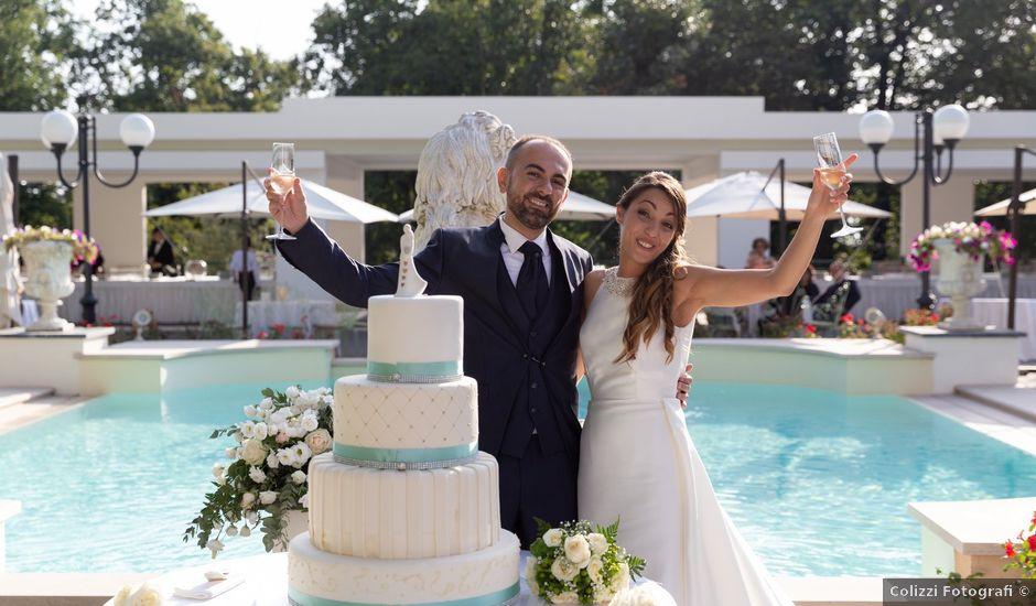 Il matrimonio di Daniele e Irene a Grottaferrata, Roma