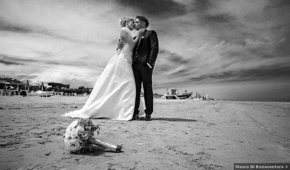 Il matrimonio di Fabio e Sandra a Tortoreto, Teramo