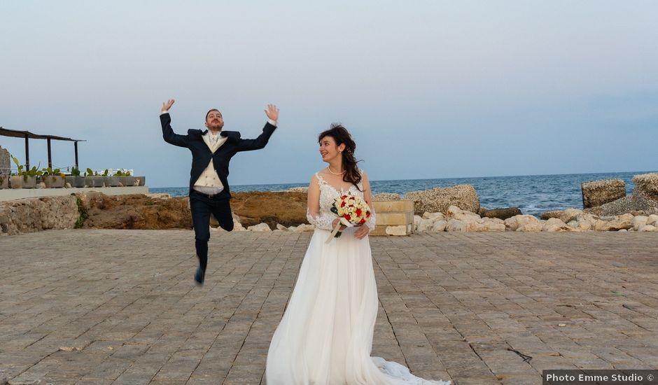 Il matrimonio di Juri e Angelica a Pachino, Siracusa