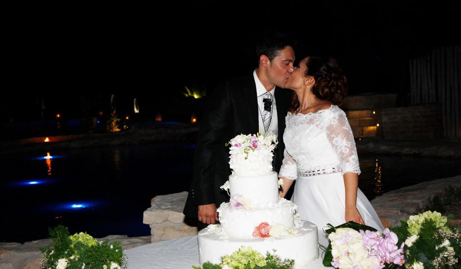 Il matrimonio di Yeray e Antonella a Foggia, Foggia