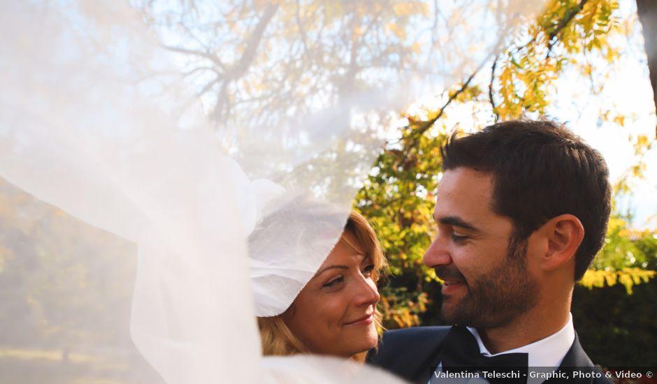 Il matrimonio di Federica e Andrea a Lucca, Lucca