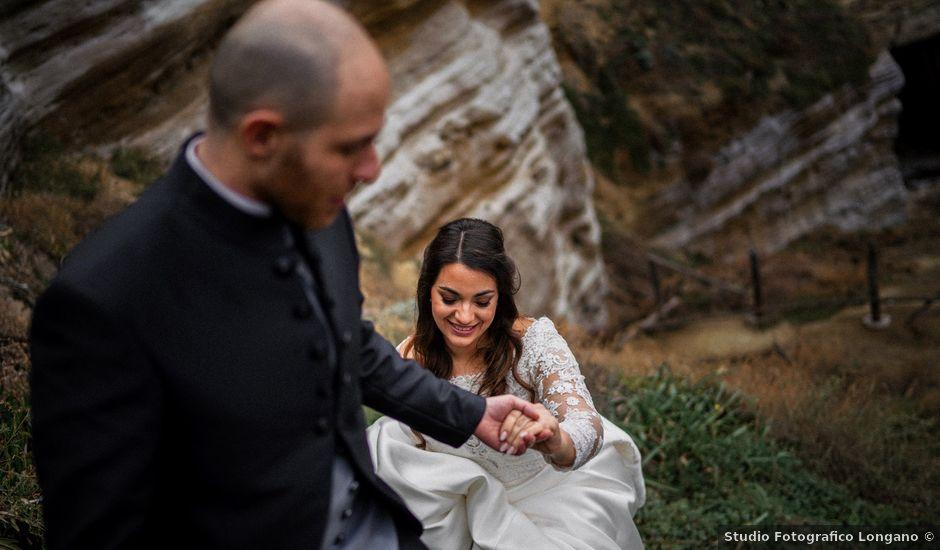 Il matrimonio di Angela e Camillo a Pozzuoli, Napoli