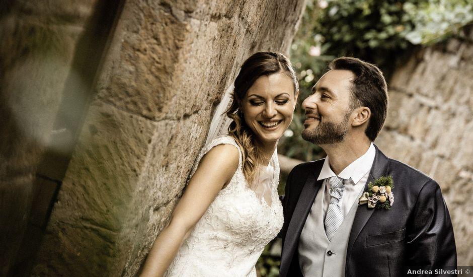 Il matrimonio di Mario e Elisa a Bagnoregio, Viterbo