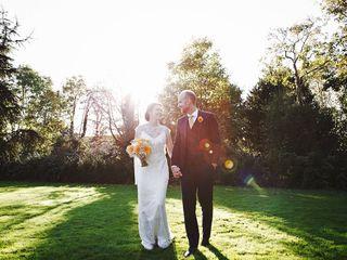 Le nozze di Claire e Will