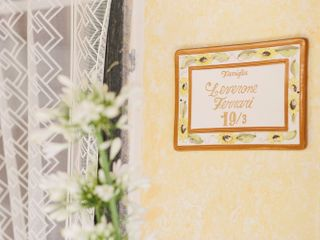 Le nozze di Federica e Enea 1