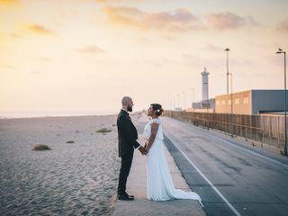 Le nozze di Federica e Enea