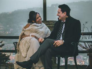 Le nozze di Carolina e Marco