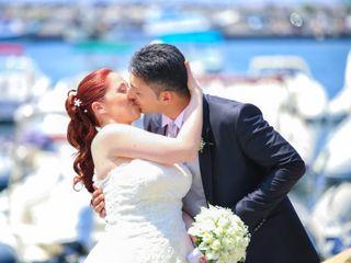 Le nozze di Rosangela e Salvatore