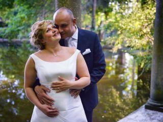 Le nozze di Laira e Massimiliano