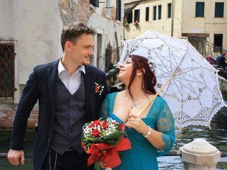 Le nozze di Catalina e Giulio