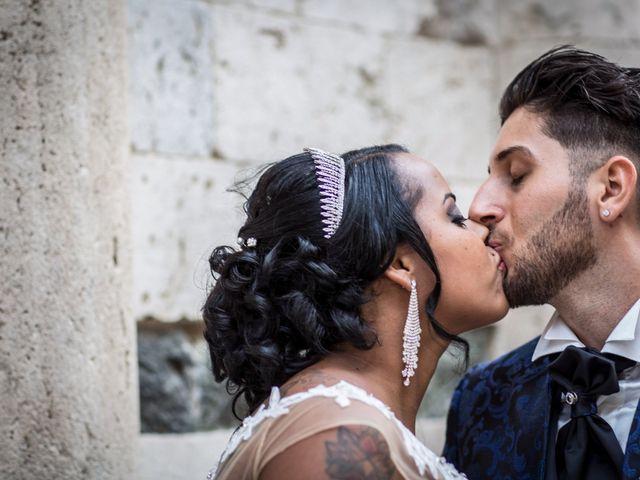 Il matrimonio di Pierluigi e Mayelin a San Gimignano, Siena 64