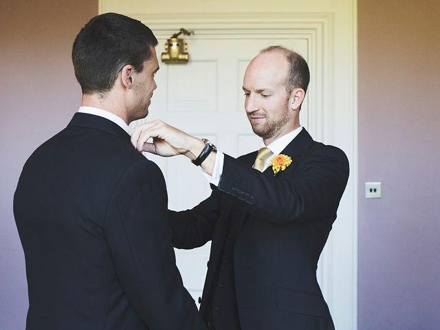Il matrimonio di Will e Claire a Torino, Torino 53