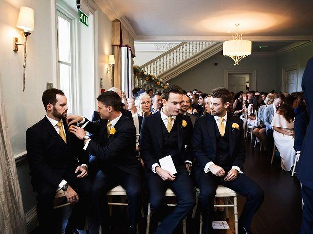 Il matrimonio di Will e Claire a Torino, Torino 56
