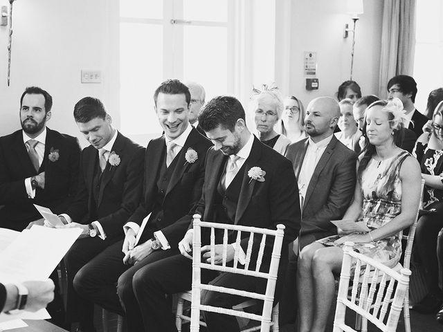 Il matrimonio di Will e Claire a Torino, Torino 57