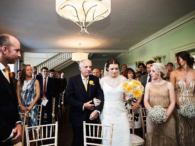 Il matrimonio di Will e Claire a Torino, Torino 63