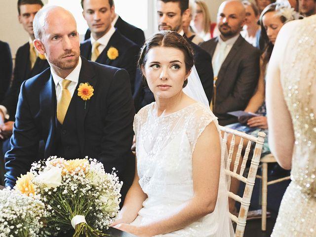 Il matrimonio di Will e Claire a Torino, Torino 73