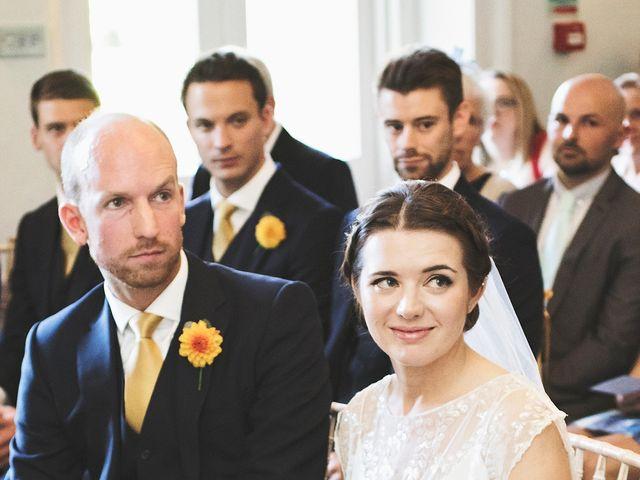 Il matrimonio di Will e Claire a Torino, Torino 75