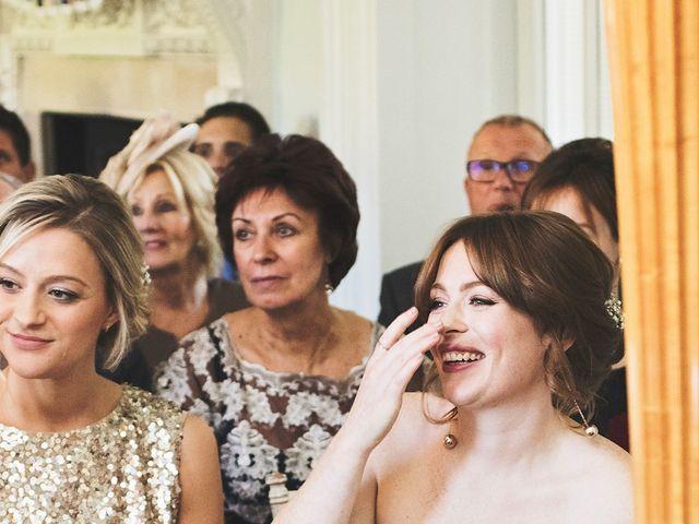 Il matrimonio di Will e Claire a Torino, Torino 76
