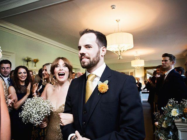 Il matrimonio di Will e Claire a Torino, Torino 92