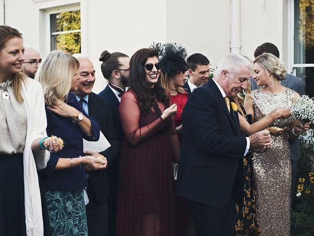 Il matrimonio di Will e Claire a Torino, Torino 94