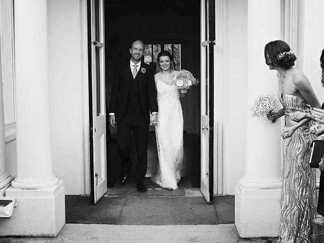 Il matrimonio di Will e Claire a Torino, Torino 95