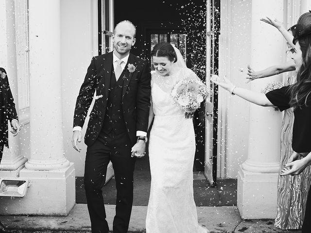 Il matrimonio di Will e Claire a Torino, Torino 98