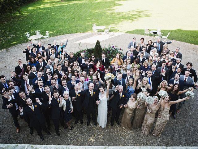 Il matrimonio di Will e Claire a Torino, Torino 103