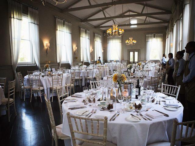 Il matrimonio di Will e Claire a Torino, Torino 121