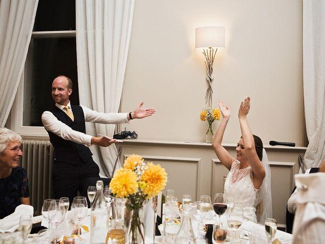 Il matrimonio di Will e Claire a Torino, Torino 144