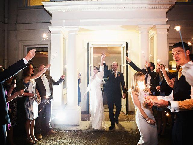 Il matrimonio di Will e Claire a Torino, Torino 154