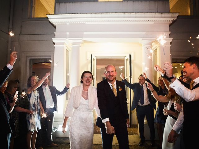 Il matrimonio di Will e Claire a Torino, Torino 155