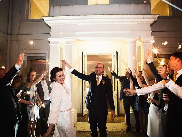 Il matrimonio di Will e Claire a Torino, Torino 156
