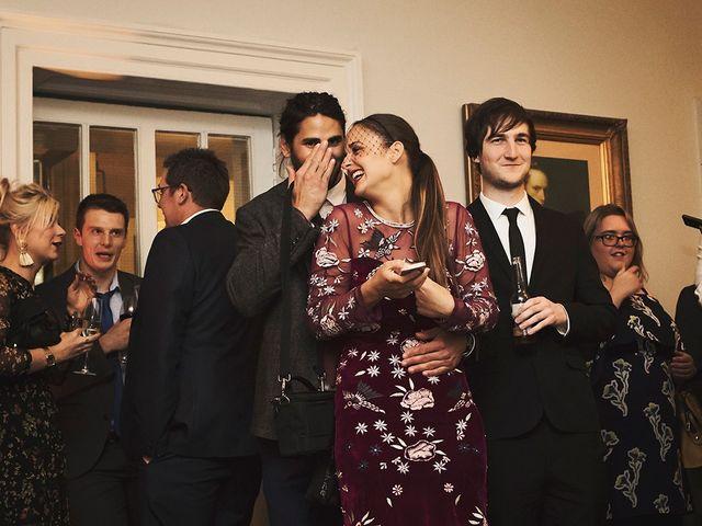 Il matrimonio di Will e Claire a Torino, Torino 161
