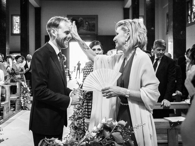 Il matrimonio di Luca e Federica a Paderno Dugnano, Milano 11