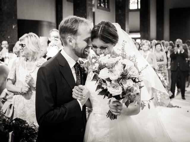 Il matrimonio di Luca e Federica a Paderno Dugnano, Milano 13