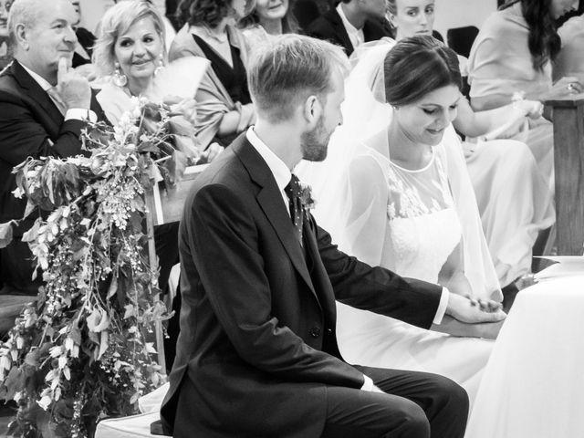 Il matrimonio di Luca e Federica a Paderno Dugnano, Milano 17