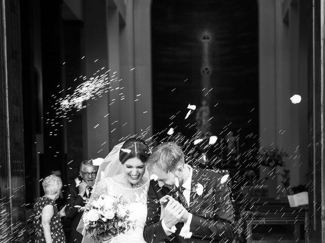 Il matrimonio di Luca e Federica a Paderno Dugnano, Milano 20