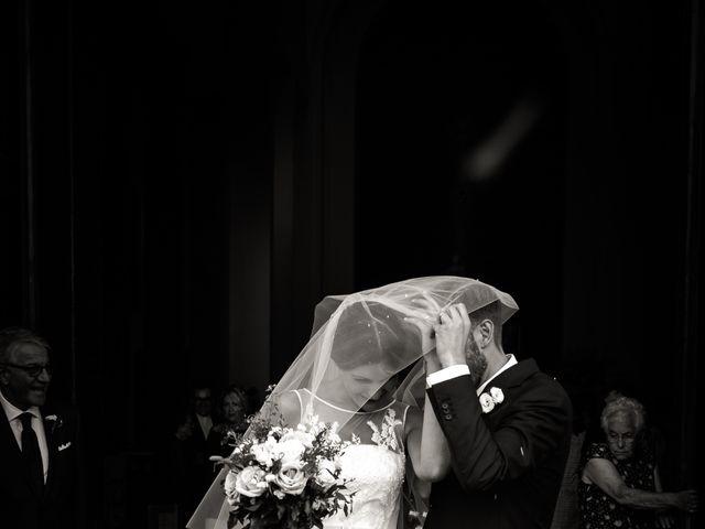 Il matrimonio di Luca e Federica a Paderno Dugnano, Milano 21