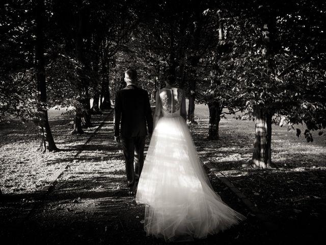 Il matrimonio di Luca e Federica a Paderno Dugnano, Milano 25