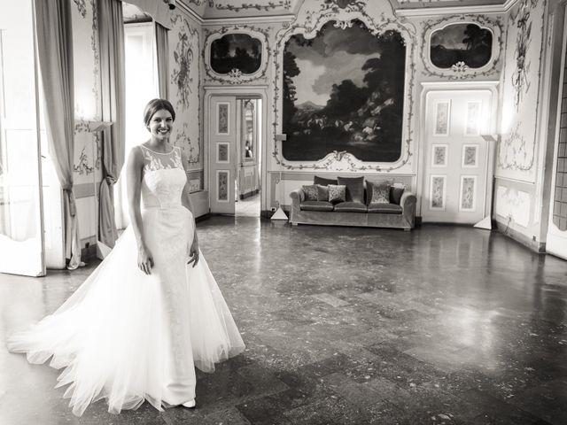 Il matrimonio di Luca e Federica a Paderno Dugnano, Milano 27