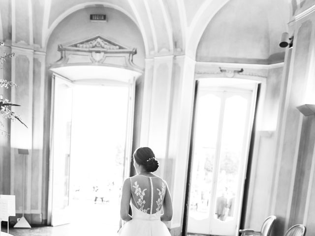 Il matrimonio di Luca e Federica a Paderno Dugnano, Milano 28