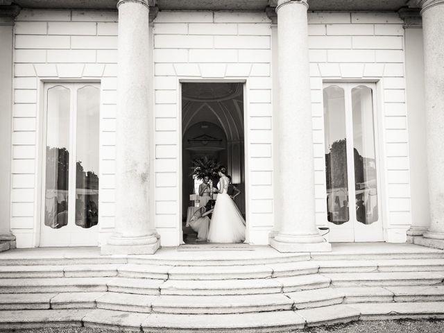 Il matrimonio di Luca e Federica a Paderno Dugnano, Milano 29