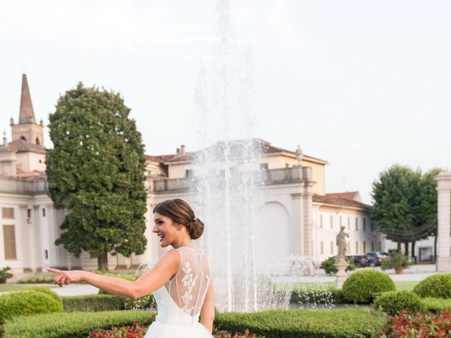 Il matrimonio di Luca e Federica a Paderno Dugnano, Milano 31