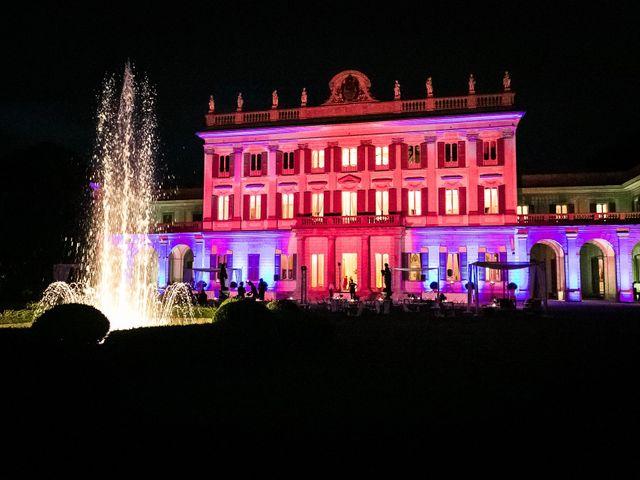 Il matrimonio di Luca e Federica a Paderno Dugnano, Milano 33