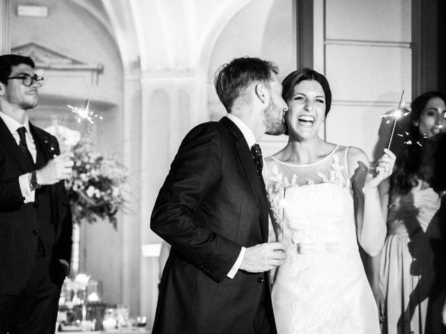 Il matrimonio di Luca e Federica a Paderno Dugnano, Milano 34